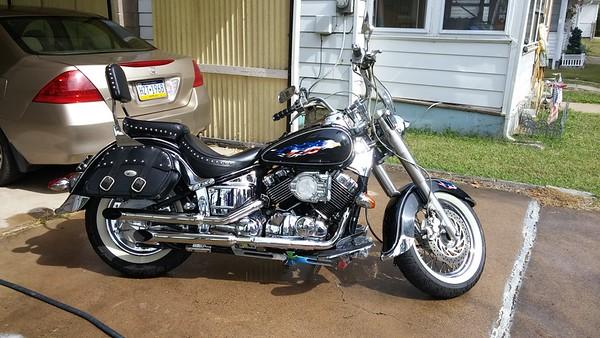 1999 Yamaha V-Star 650