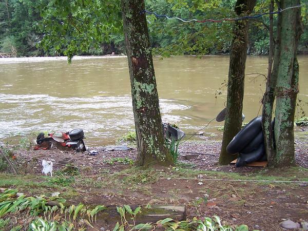 2011 Flood - Bloomsburg area