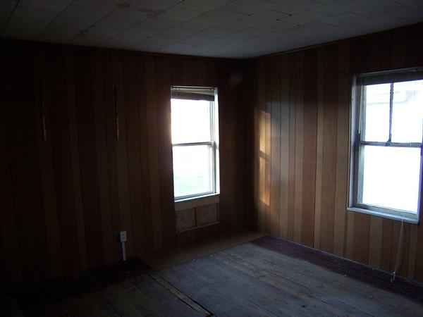 Back Bedroom renovation